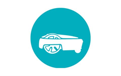 Mähroboter Logo